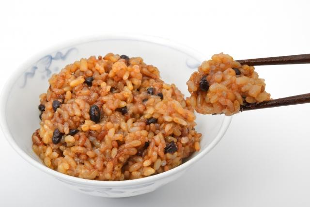 玄米 効果 酵素